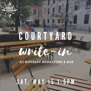 Courtyard Write-in