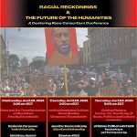 CRC Symposium: Racial Reckonings & the Future of Humanities