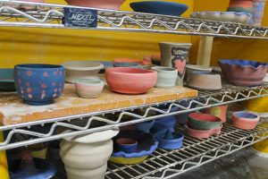 Artists' Exchange's Ceramics Open Studio