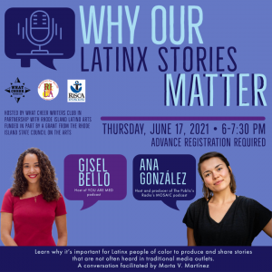 Why Our Latinx Voices Matter