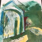 Warwick Center for the Arts Monoprint Workshop