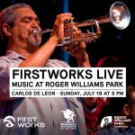 FirstWorks Live—Carlos de Leon