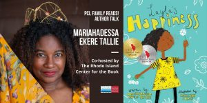 PCL FAMILY READS! Author Talk with Mariahadessa Ek...