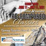 Wickford Art Exhibit: Re-Composed Classics