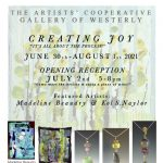 """ACGOW July's Show Creating Joy - """"It's all About the Process"""""""