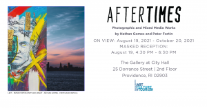 After Times – Photographic and Mixed Media Works by Nathan Gomes and Peter Fortin