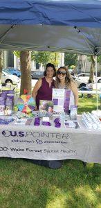 Memory and Aging Program Blackstone Blvd Event