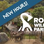 RWP Zoo Fall/Winter Hours