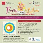 FeriaProv21: Providence Children's Film Festival Reel