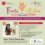 27 FeriaProv21Presentation: Shey Rivera Ríos