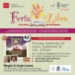 FeriaProv21 Presentation: Megan & Jorge Lacera