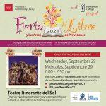 FeriaProv21 Presentation: Teatro Itinerante del Sol