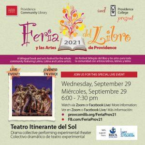 FeriaProv21 Presentation: Teatro Itinerante del So...