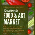 FoodWorks Food & Art Market