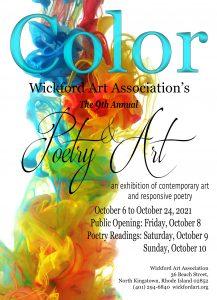 Wickford Art Exhibit - 9th Annual Poetry & Art...