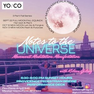 NOTES TO THE UNIVERSE: Monthly Mandala Moon R&...