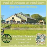 Field of Artisans at Tilted Barn Brewery