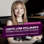 Judith Lynn Stillman's Women Trailblazers in Music