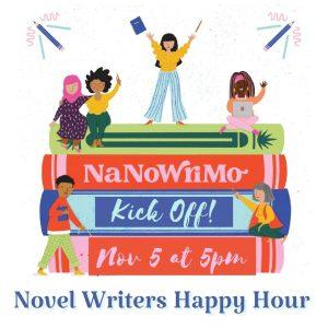 NaNoWriMo Kick Off