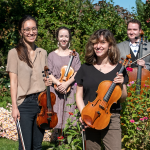 The Newport String Project Presents: Dvorak, Montgomery and Tate