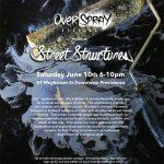 Overspray Studios Presents: Street Structures Artshow