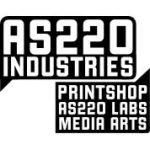 AS220 Community Printshop: Drink & Ink April 2017