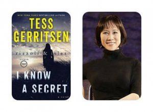 Author Tess Gerritsen Talk & Booksigning