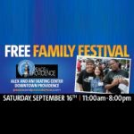 Peace and Providence Free Family Festival