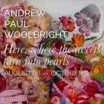 Andrew Paul Woolbright / Here, where the tweets turn into pearls