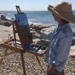 Live Art Event: Plein Air Painting