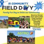 Rhode Island Community Field Day