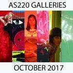 AS220 Open Window Gallery: October 2017