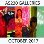 AS220 Project Space Gallery: October 2017