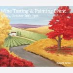 Wine Tasting and Painting