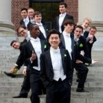 A Night of Ivy League A Capella Music