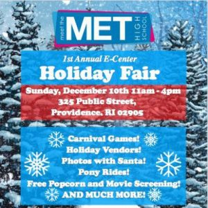 The Met 1st Annual Holiday Fair