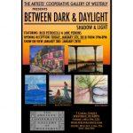 Between Dark & Daylight - Shadow & Light