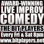RI's Most Award-Winning Comedy Show: The Bit Players