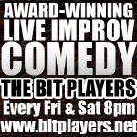 RI's Most Award-Winning Comedy Show: The Bit Players