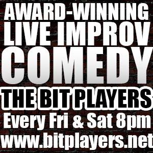 RI's Most Award-Winning Comedy Show: The Bit Playe...