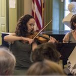 Beethoven, Shostakovich & Schoenfeld at the Redwood Library