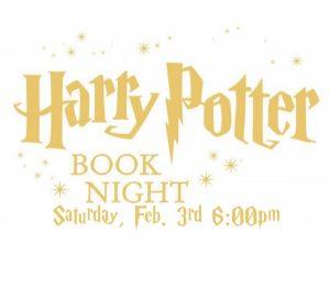 Harry Potter Book Night: 20th Anniversary Celebration