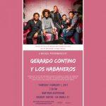 Gerardo Contino y Los Habaneros Performance