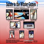 A Salute to the XXIII Winter Games
