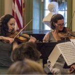 Americana: String Quartets by Montgomery, Snowden & Barber