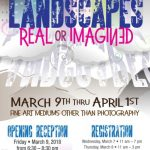 Landscapes Real or Imagined