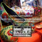 Cultural Survival Bazaar at Tiverton Four Corners Arts Center