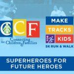 Make Tracks for Kids: 5k Run/Walk and 1k Fun Run