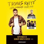 Thomas Rhett: Life Changes Tour 2018