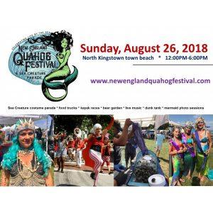 New England Quahog Festival + Sea Creature Parade